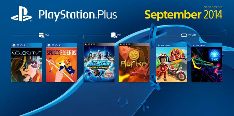 Playstation Plus Juegos Gratis Septiembre 2014 Lado Vg