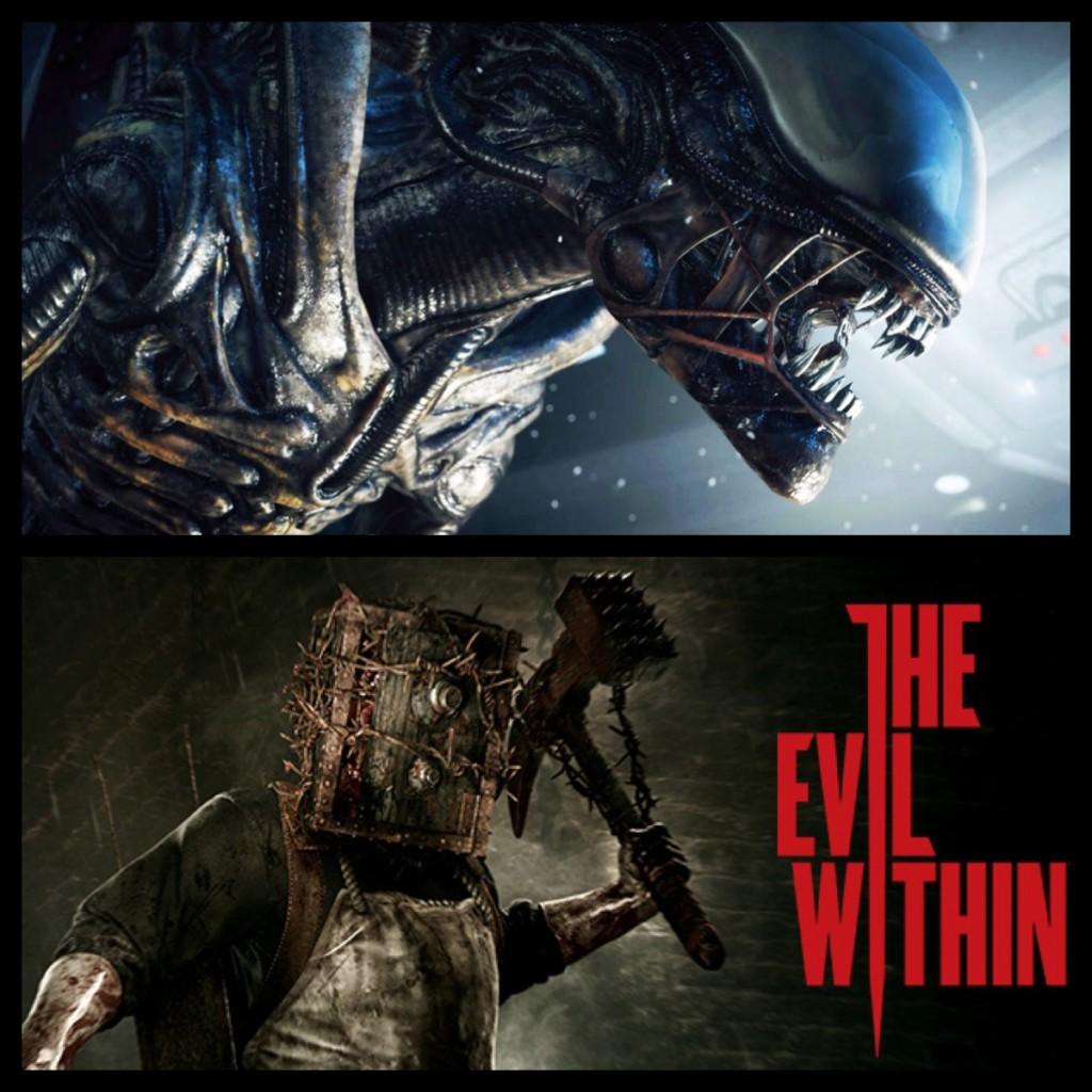 Alien Evil