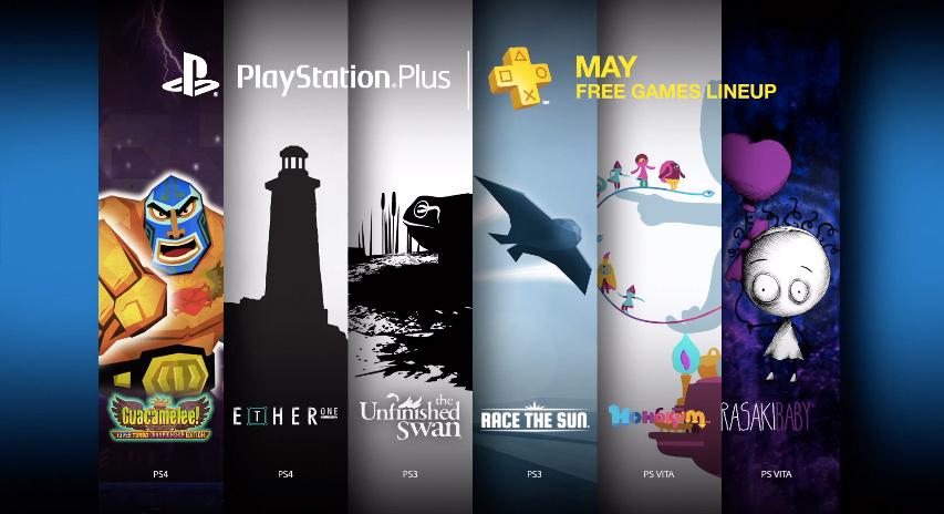 Playstation Plus Juegos Gratis Mayo 2015 Lado Vg