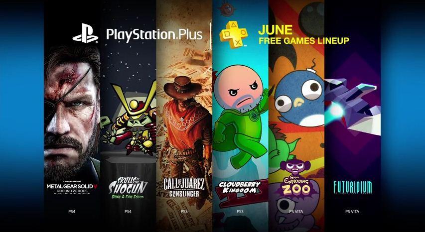 Playstation Plus Juegos Gratis Junio 2015 Lado Vg